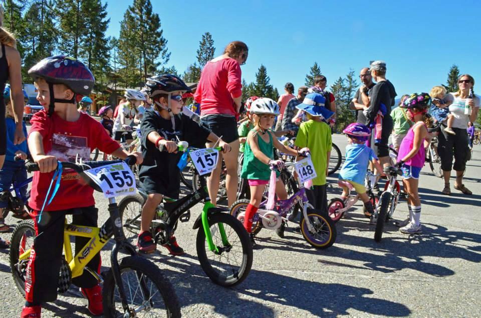 2014 Kids Stix; Photo Credit John Allen (Six in the Stix Mountain Biking Festival Facebook)