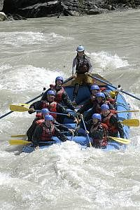Stay & Play - Rafting