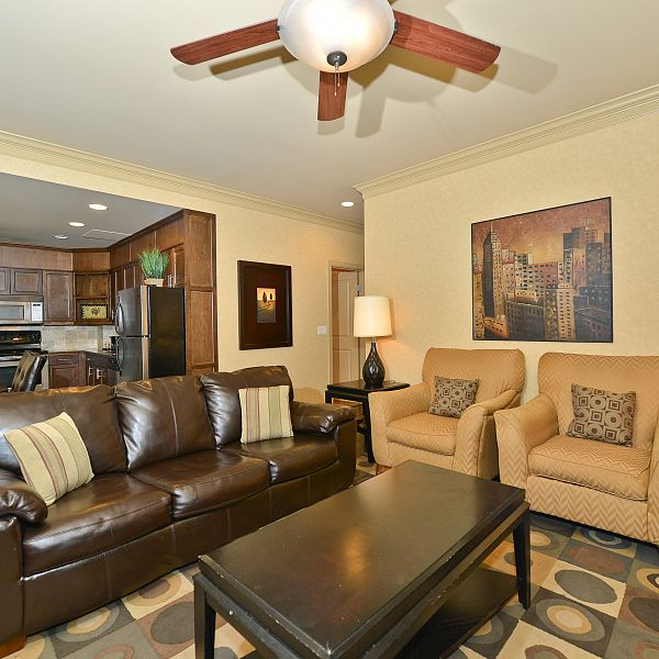 Premier Executive Suite - Two Bedrooms
