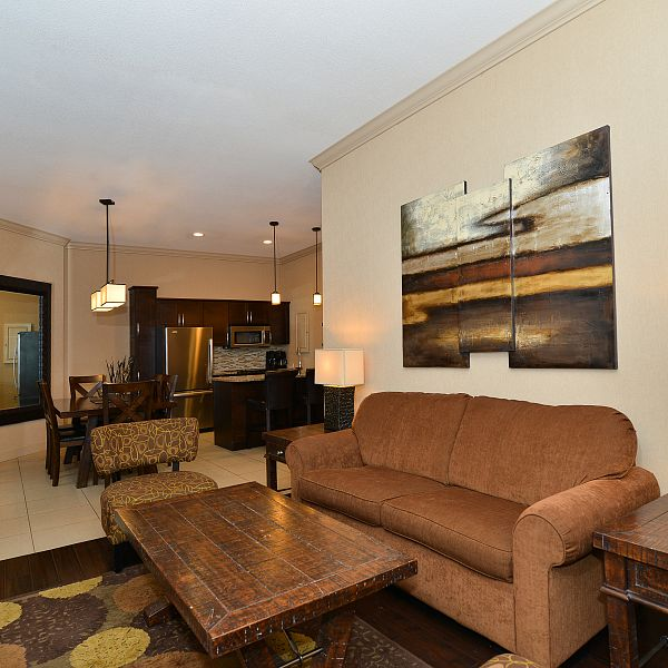 Executive Two Bedroom Studio Suite