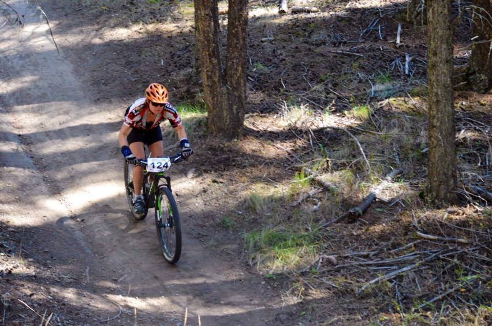 2014 Six in the Stix; Photo Credit Amy at Gerick Sports (Six in the Stix Mountain Biking Festival Facebook)