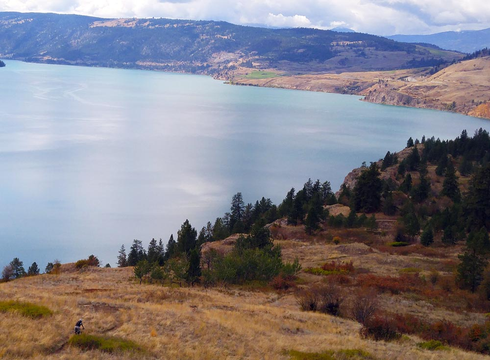 Kalamalka Lake lookout trail – Vernon