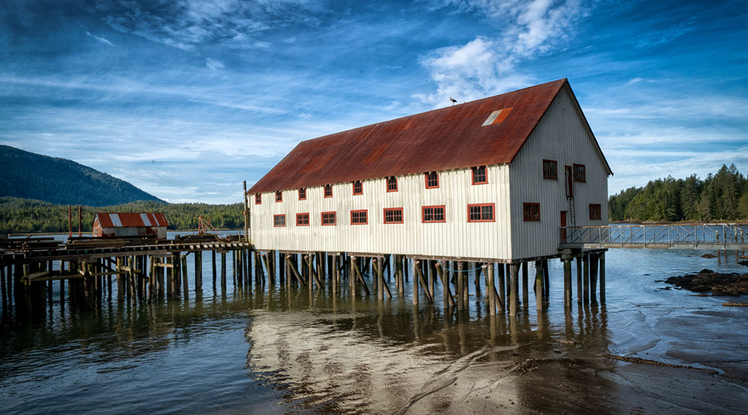 North Pacific Cannery