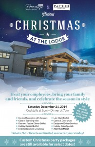 Smithers Christmas at the Lodge