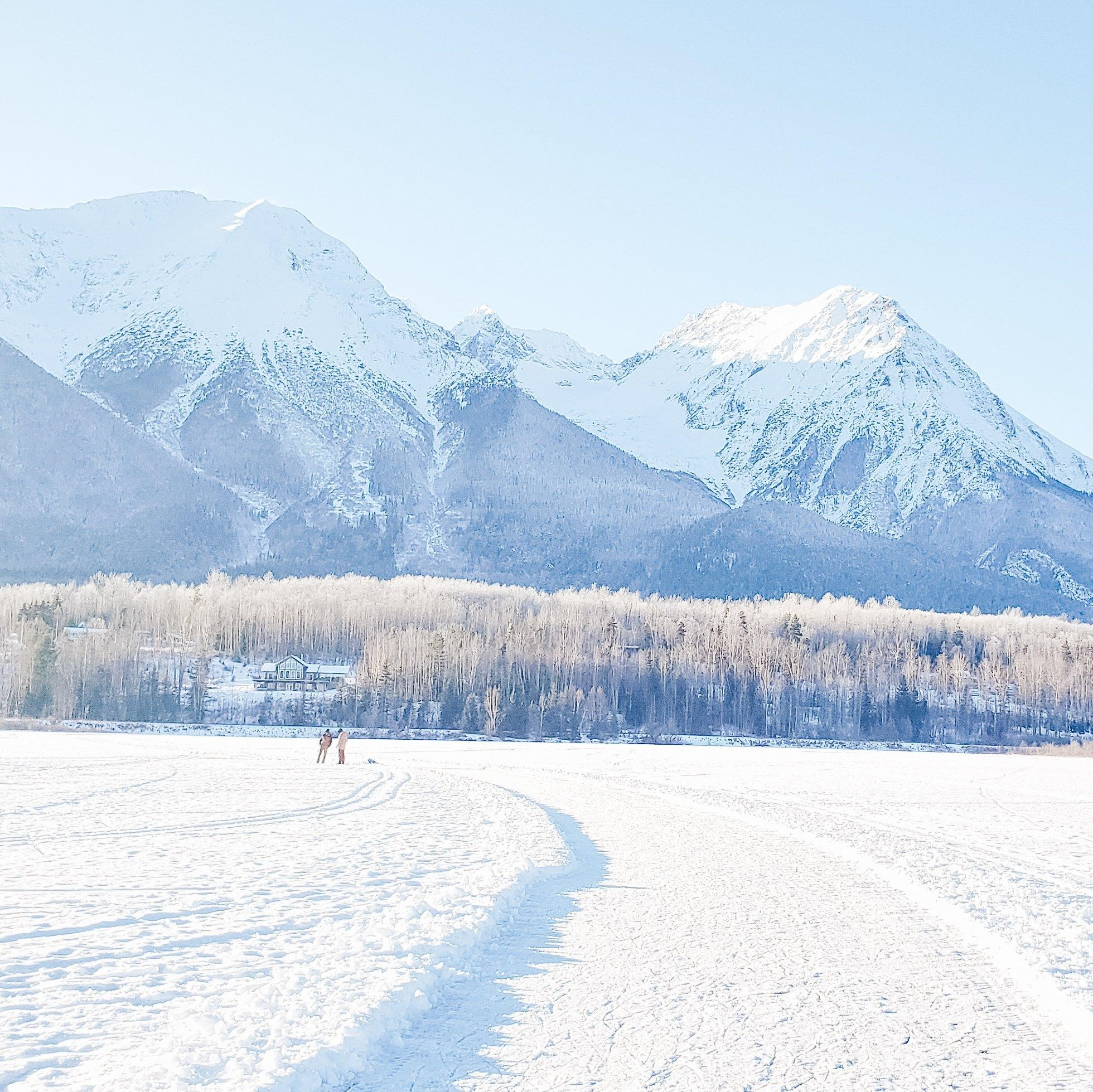 Lake Kathlyn winter 2019