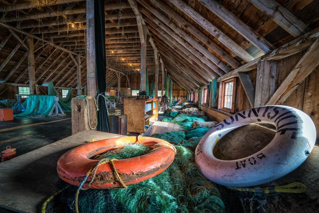 Cannery Net Room