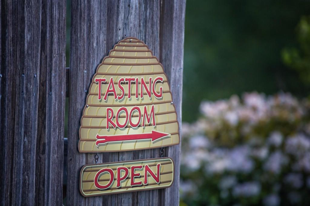 Tugwell tasting room open