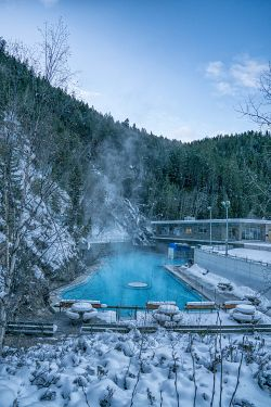 Hot Springs and Hot Eats Package