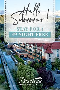 Stay for 3 and your 4th night is free!
