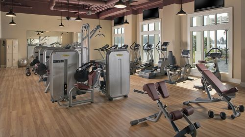Fitness Centre  -  Open July 1