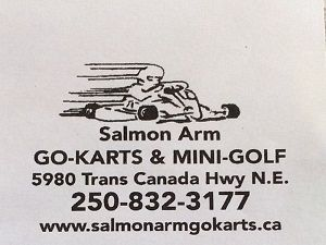Salmon Arm Go-Karts & Mini Golf