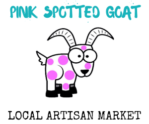 Pink Spotted Goat