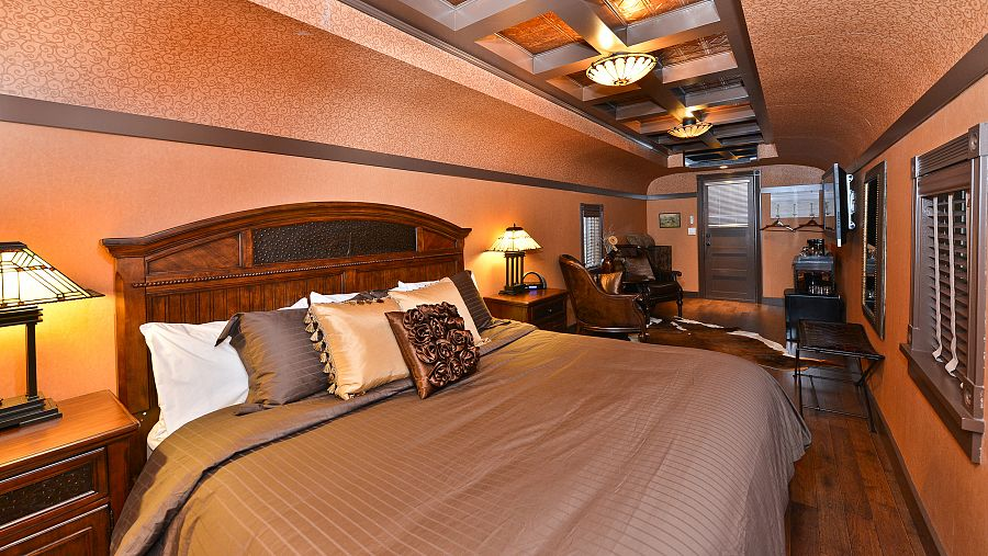 Rail Car Suite